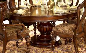 Round Dining Room Table Seats 8 Furniture Surprising Tiles Round Dining Room Table Sets For