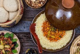 cuisine berbere saveurs du maroc cousmos