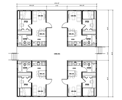 intermodal shipping container home floor plans below are example