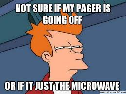 Pager Meme - pager