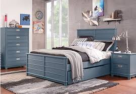Full Bookcase Belmar White 6 Pc Full Bookcase Bedroom