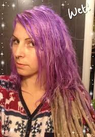 dying my hair from blonde to lilac spookyruthy world of cute