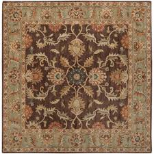 4 X 8 Area Rugs Home Decorators Collection Ethereal Taupe 8 Ft X 8 Ft Square