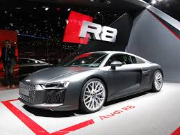 second generation audi r8 audi r8