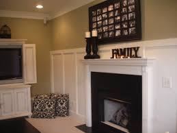 painting tile around fireplace design ideas modern best and
