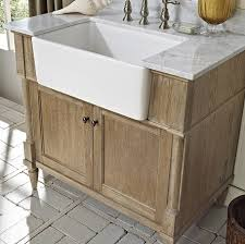 rustic bathroom vanity farmhouse new york amelia cabinet with sink