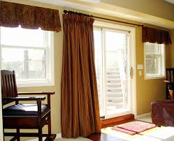 Patio Door Valance Valances For Patio Doors Home Design Ideas And Pictures