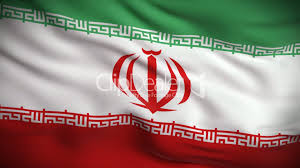 National Flag Iran Iranian Flag Hd Looped Royalty Free Video And Stock Footage