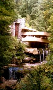 Falling Water Interior Frank Lloyd Wright Architecture Of The Interior Grand Strand
