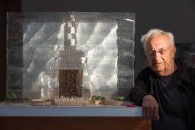 architect frank gehry business jet traveler