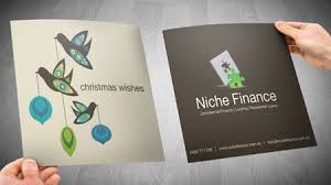 Design My Own Christmas Cards Tweed Heads And Gold Coast Personalised Company Greeting Cards