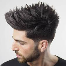 spiked looks for medium hair 50 spiky hairstyles for men men hairstyles world