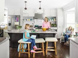 kitchen bath ideas a multifunctional kitchen hgtv