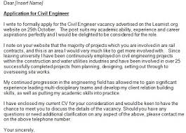 civil engineer cover letter example zach civil engineering