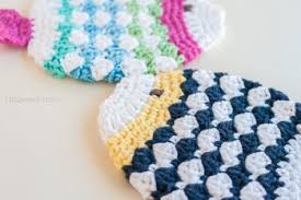 How To Crochet A Rug Out Of Yarn Crochet Rug From Repurposed T Shirts One Dog Woof