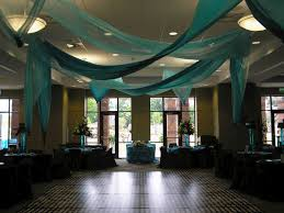 ceiling drape event decor and more