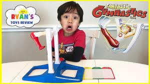 fantastic gymnastic challenge family fun games for kids egg