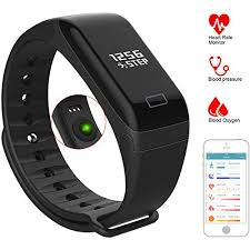 activity tracker health bracelet images Fitness tracker watch activity tracker with heart rate monitor jpg