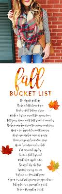 fall list 15 fall themed things to do