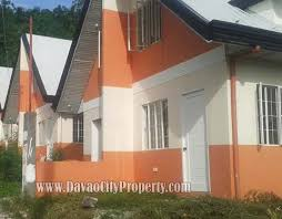 house duplex diego duplex model house at the prestige subdivision cabantian