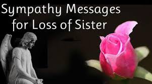 Message For Comforting A Friend Sympathy Messages For Loss Of Sister Jpg