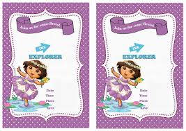 dora invitation print for free u2013 orderecigsjuice info