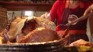 finding time to burn the calories consumed during thanksgiving