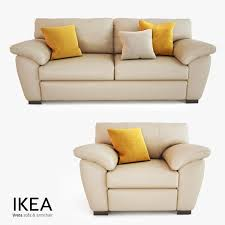 Ikea Leather Sofa Bed Ikea Vreta Sofa Bed Leather Sectional Sofa