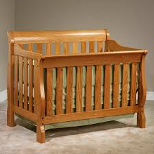 Oak Convertible Crib by Babies R Us Sleigh Crib Creative Ideas Of Baby Cribs