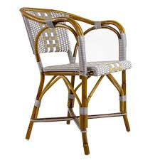 Wicker Bistro Chairs Furniture Bistro Chairs New Rustic Flair Rattan Bistro
