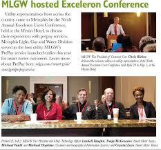 memphis light gas and water customer service bird on a wire mlgw hosted exceleron conference