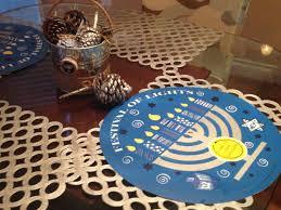 hanukkah tableware hanukkah table settings jolilo china tableware hanukkah table