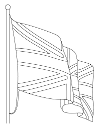 united kingdom flag coloring page coloring free coloring pages