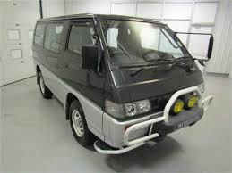mitsubishi delica 2017 interior 1991 mitsubishi delica for sale classiccars com cc 934512