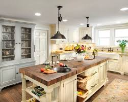 Kitchen Island Counters Best 25 Country Kitchen Island Ideas On Pinterest Country