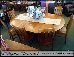 round dining room tables with self storing leaves dining room table with leaves inch round dining collection extended