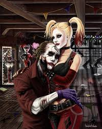 Joker And Harley Quinn Halloween Costumes by Pin By Danielle Ford Nagel On Kitas Harley Quinn Bedroom Ideas And