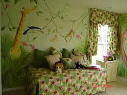 bedroom wall murals special jungle wall murals image of wall murals color