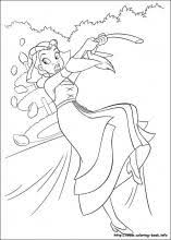 princess frog coloring pages coloring book
