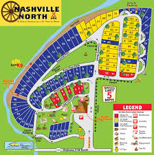 Zip Code Map Knoxville Tn by Goodlettsville Tennessee Campground Nashville North Koa