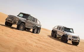 mercedes g class 6x6 mercedes benz g63 amg 6x6 priced from 511 000