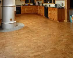 Ideas For Cork Flooring In Kitchen Design Kitchen Design With Cork Flooring Ideas For Big Space White