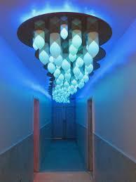 Changing Ceiling Light Small Blue Ceiling Light Lighting Pinterest Blue Ceilings