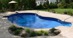 Large Patio Design Ideas by Swimming Pool Inground Swimming Pool With Extra Large Patio
