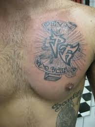 family crest on chest tattoos book 65 000 tattoos designs
