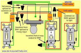 wiring diagram split combo device informational pinterest