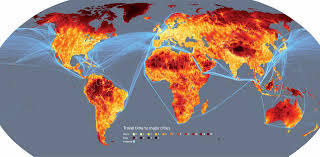 World Time Map This Is The Most Remote Place In The World