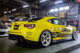 subaru yellow 2014 subaru brz jun auto synergy v8