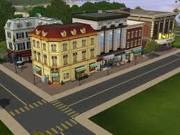 Stars Hollow Map My Sim Realty Stars Hollow Wip