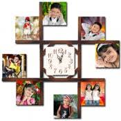 personalized clocks with pictures buy personalized clocks at lowest price gift clock with photo